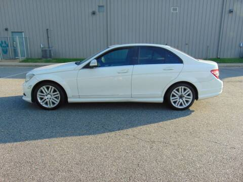 2008 Mercedes-Benz C-Class for sale at CR Garland Auto Sales in Fredericksburg VA
