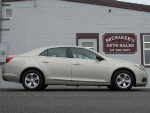 2015 Chevrolet Malibu for sale at Brubakers Auto Sales in Myerstown PA