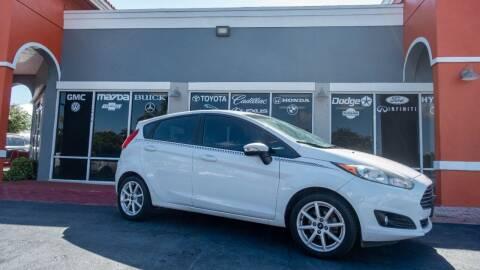 2015 Ford Fiesta for sale at Car Depot in Miramar FL