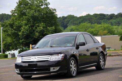 2008 Ford Taurus for sale at T CAR CARE INC in Philadelphia PA