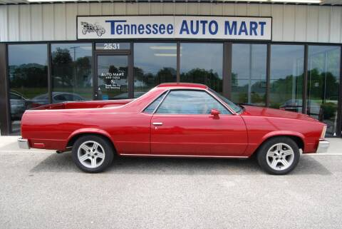 1978 Chevrolet El Camino for sale at Tennessee Auto Mart Columbia in Columbia TN