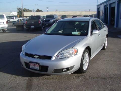 2009 Chevrolet Impala for sale at Primo Auto Sales in Merced CA