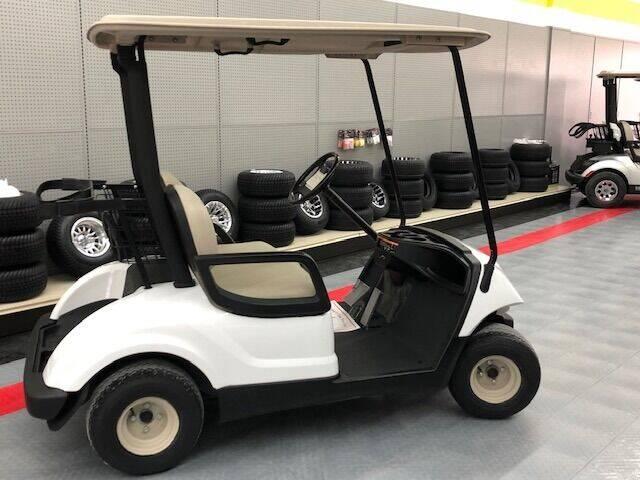 2014 Yamaha Gas Golf Car for sale at Curry's Body Shop in Osborne KS
