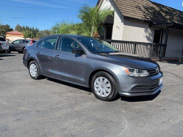 2015 Volkswagen Jetta for sale at Three Bridges Auto Sales in Fair Oaks CA