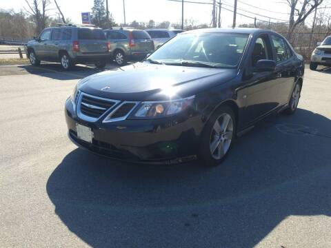 2011 Saab 9-3 for sale at Gia Auto Sales in East Wareham MA
