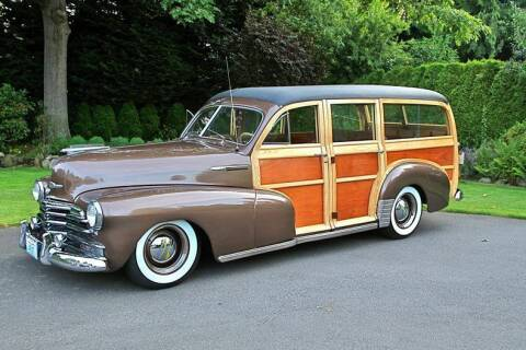 1947 Chevrolet Fleetmaster for sale at Drager's International Classic Sales in Burlington WA