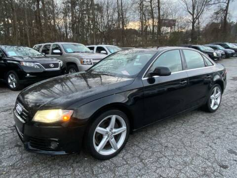 2009 Audi A4 for sale at Car Online in Roswell GA