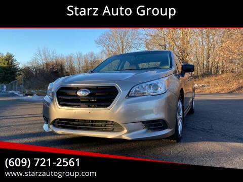 2015 Subaru Legacy for sale at Starz Auto Group in Delran NJ