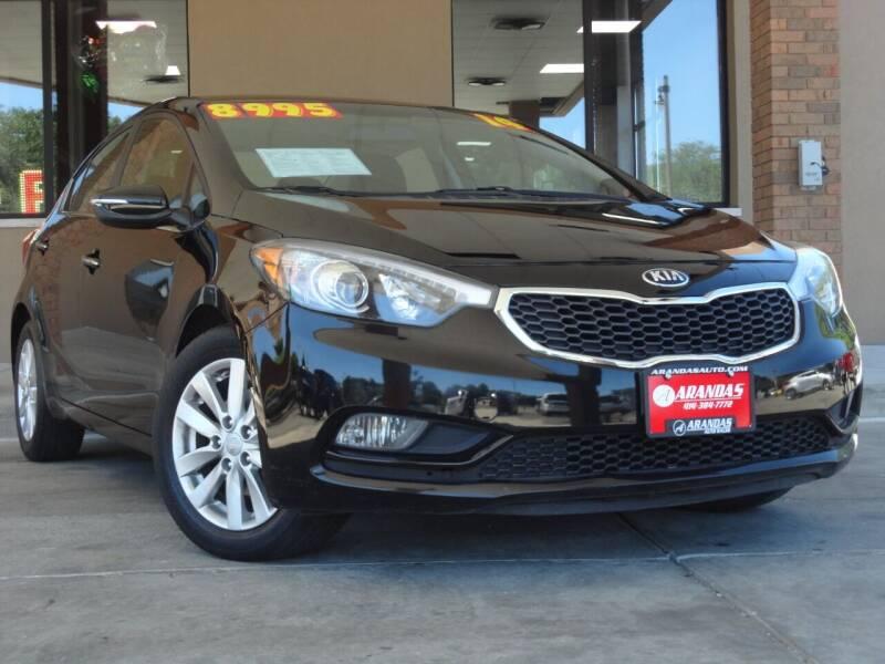 2014 Kia Forte for sale at Arandas Auto Sales in Milwaukee WI