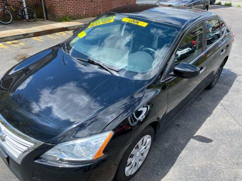 2013 Nissan Sentra for sale at Paradise Auto Sales in Swampscott MA