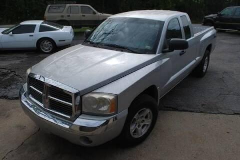 2005 Dodge Dakota for sale at Classic Car Deals in Cadillac MI