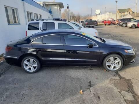 2016 Volkswagen CC for sale at Albia Motor Co in Albia IA