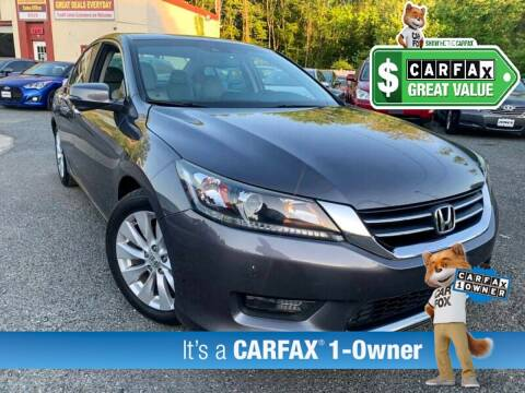 2014 Honda Accord for sale at High Rated Auto Company in Abingdon MD