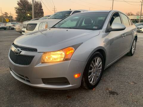 2011 Chevrolet Cruze for sale at Safeway Auto Sales in Horn Lake MS