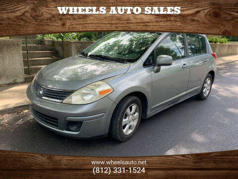 2007 Nissan Versa for sale at Wheels Auto Sales in Bloomington IN