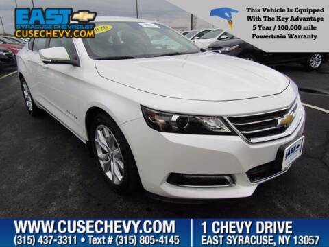 2020 Chevrolet Impala for sale at East Syracuse Performance Sales & Service in Syracuse NY