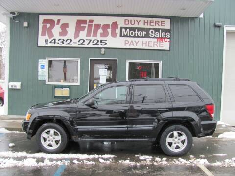 2007 Jeep Grand Cherokee for sale at R's First Motor Sales Inc in Cambridge OH