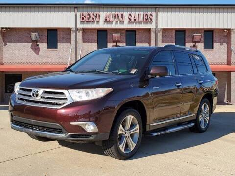 2011 Toyota Highlander for sale at Best Auto Sales LLC in Auburn AL