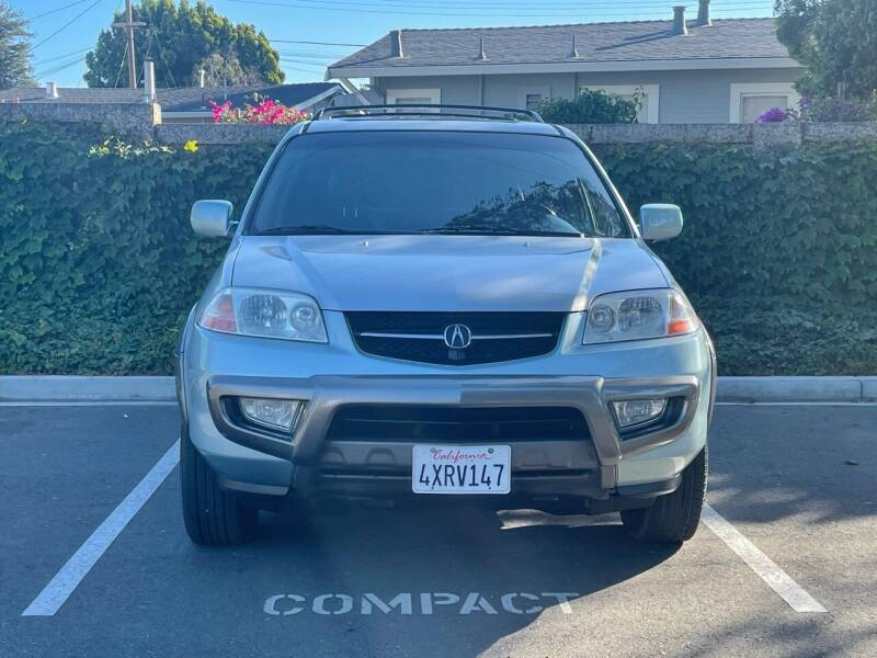 2002 Acura MDX for sale at CARFORNIA SOLUTIONS in Hayward CA