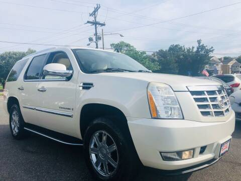 2008 Cadillac Escalade for sale at Trimax Auto Group in Norfolk VA
