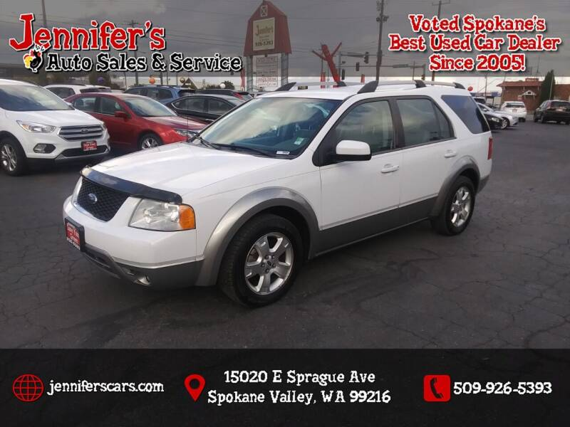 2006 Ford Freestyle for sale at Jennifer's Auto Sales in Spokane Valley WA