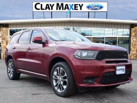 2019 Dodge Durango for sale at Clay Maxey Ford of Harrison in Harrison AR