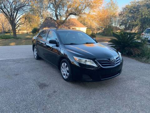 2010 Toyota Camry for sale at CARWIN MOTORS in Katy TX