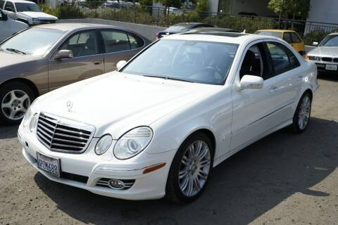 2008 Mercedes-Benz E-Class for sale at Sports Plus Motor Group LLC in Sunnyvale CA