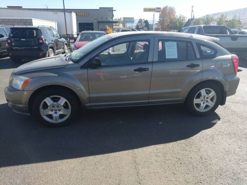 2007 Dodge Caliber for sale at Creekside Auto Sales in Pocatello ID