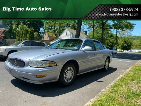 2005 Buick LeSabre for sale at Big Time Auto Sales in Vauxhall NJ
