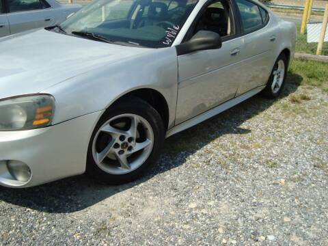 2004 Pontiac Grand Prix for sale at Branch Avenue Auto Auction in Clinton MD