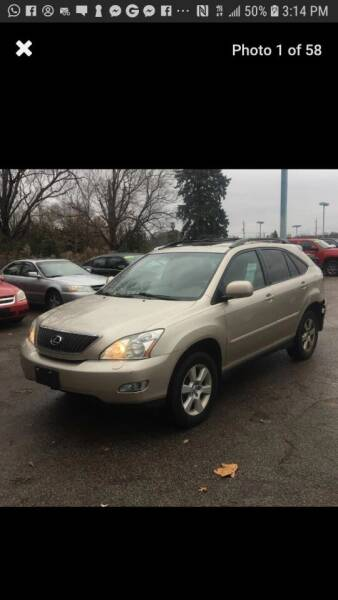 2007 Lexus RX 350 for sale at The Bengal Auto Sales LLC in Hamtramck MI