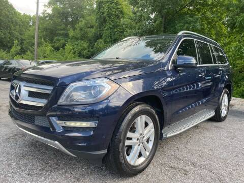 2016 Mercedes-Benz GL-Class for sale at Car Online in Roswell GA