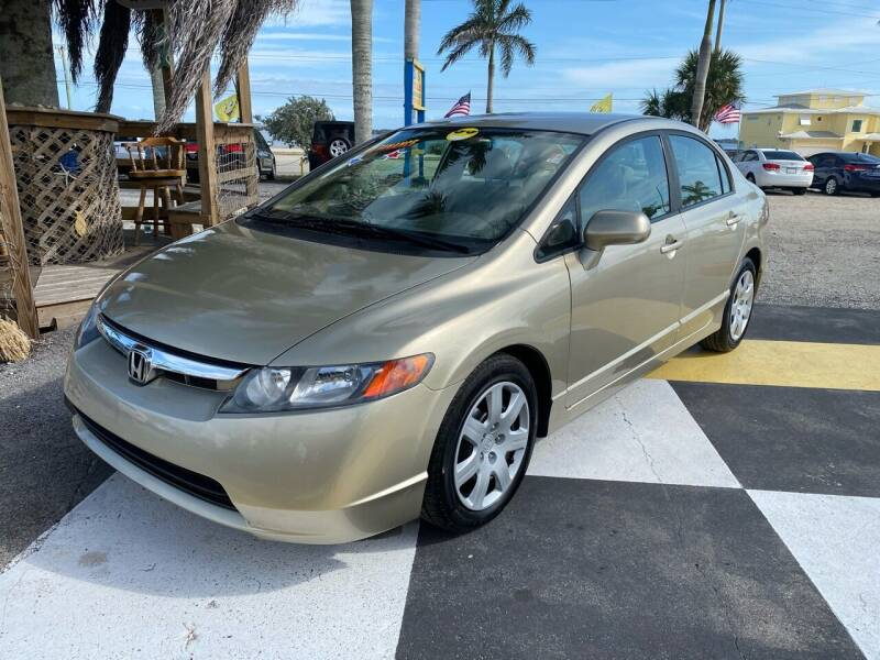 2008 Honda Civic for sale at D&S Auto Sales, Inc in Melbourne FL