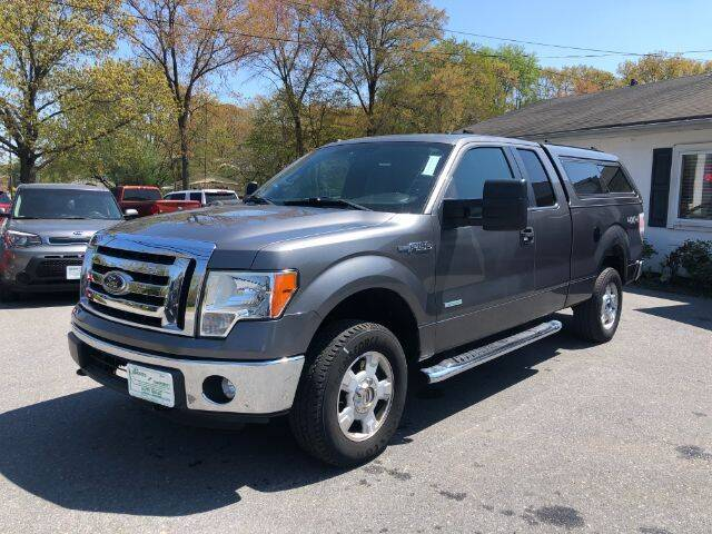 2012 Ford F-150 for sale at Sports & Imports in Pasadena MD