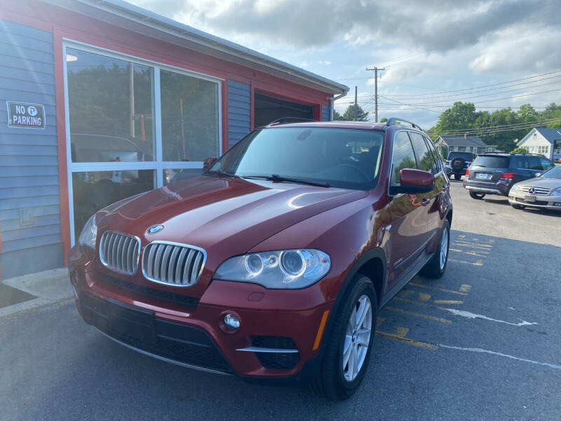 2013 BMW X5 for sale at Top Quality Auto Sales in Westport MA