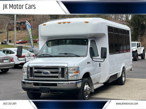 2008 Ford E-Series Chassis for sale at JK Motor Cars in Pittsburgh PA