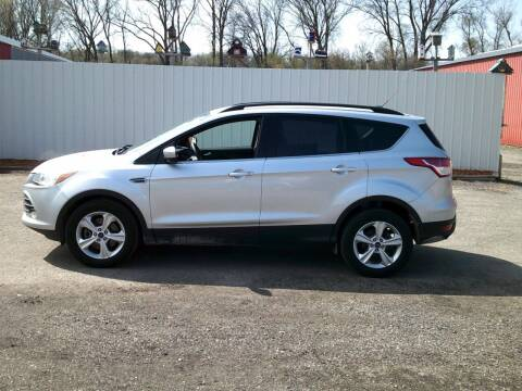 2016 Ford Escape for sale at Chaddock Auto Sales in Rochester MN