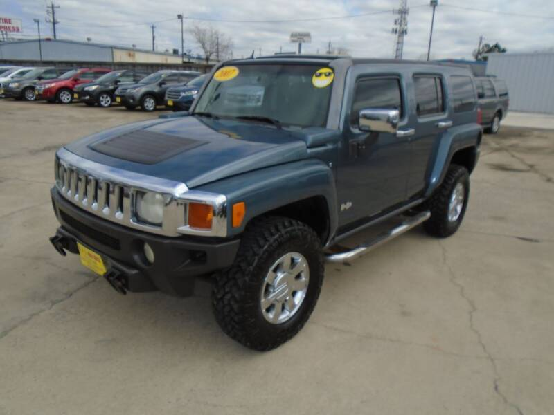 2007 HUMMER H3 for sale at BAS MOTORS in Houston TX