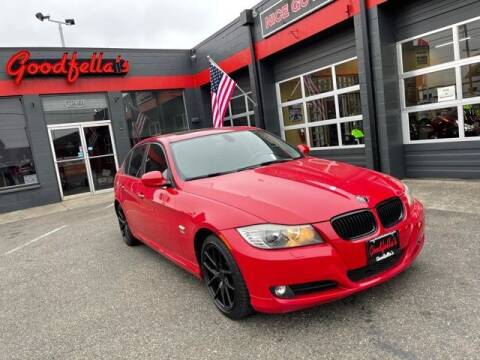 2011 BMW 3 Series for sale at Goodfella's  Motor Company in Tacoma WA