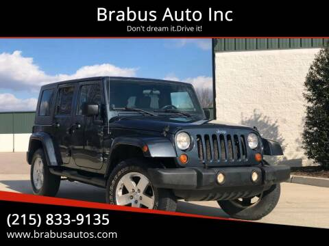 2007 Jeep Wrangler Unlimited for sale at Car Time in Philadelphia PA