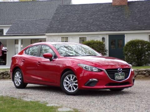 2014 Mazda MAZDA3 for sale at The Auto Barn in Berwick ME