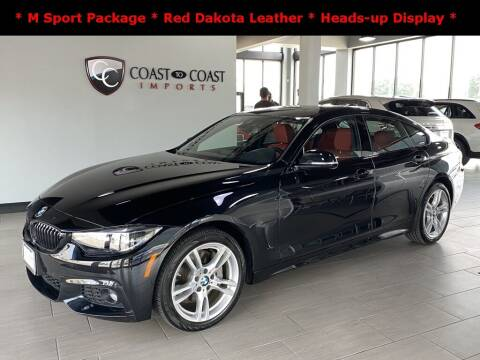 2020 BMW 4 Series for sale at Coast to Coast Imports in Fishers IN