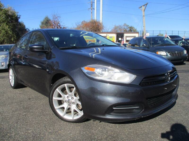 2013 Dodge Dart for sale at Unlimited Auto Sales Inc. in Mount Sinai NY