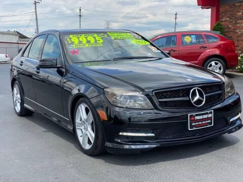2011 Mercedes-Benz C-Class for sale at Premium Motors in Louisville KY