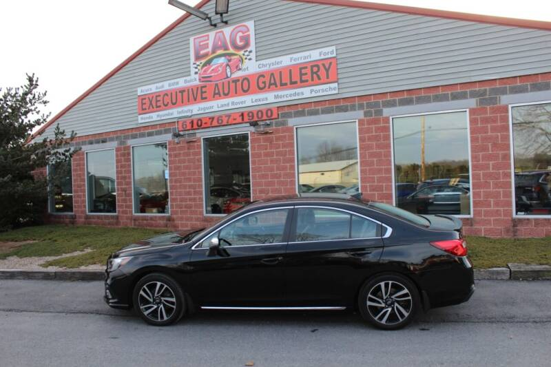 2019 Subaru Legacy for sale at EXECUTIVE AUTO GALLERY INC in Walnutport PA