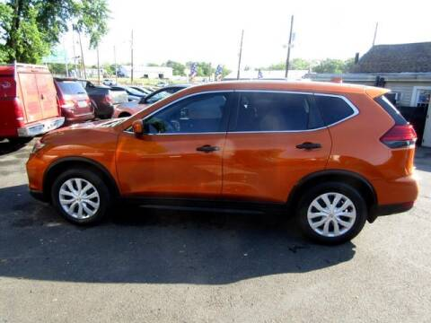 2017 Nissan Rogue for sale at American Auto Group Now in Maple Shade NJ