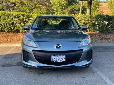 2012 Mazda MAZDA3 for sale at CARFORNIA SOLUTIONS in Hayward CA