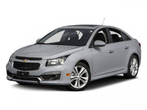 2015 Chevrolet Cruze for sale at DICK BROOKS PRE-OWNED in Lyman SC
