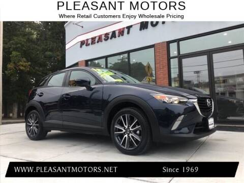 2018 Mazda CX-3 for sale at Pleasant Motors in New Bedford MA